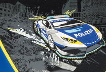 DerDieDas Speed Police