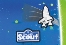 Scout Blue Space