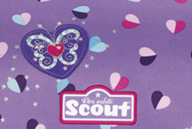 Scout Candy Hearts