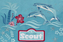 Scout Happy Dolphins
