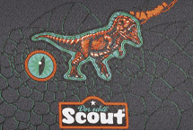 Scout Neon Dino