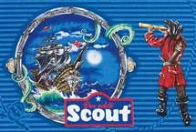 Scout Stormy Sea