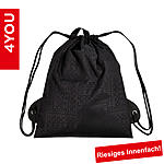 4YOU Festivalbag Geometric Black