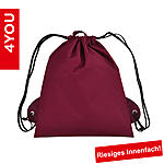 4YOU Festivalbag Zigzag Berry