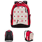 4YOU Flash Rucksack Compact 172 Retro Circles
