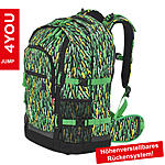 4YOU Schulrucksack Jump Flash, 30Liter Volumen und Laptopfach