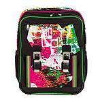 4YOU Schulrucksack Neon don`t look back Classic Plus 596