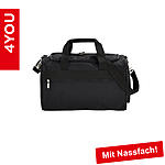 4YOU Sporttasche M Black