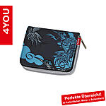 4YOU Zipper Wallet Kolibri