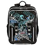 4YOU Schulrucksack Classic Plus Glam Rock Girl