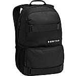 Burton Schulrucksack Treble Yell Pack True Black, mit Laptopfach