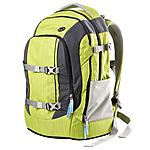 Schulrucksack satch by ergobag lime gr�n Groovy Green