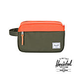 Herschel Chapter Travel Forest Night Vermillion orange Kulturbeutel