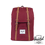 Herschel Retreat Windsor Wine Schulrucksack