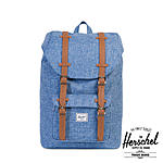 Herschel Schulrucksack Little America Mid-Volume Limoges Crosshatch