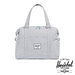 Herschel Schultertasche Strand Sproud Pouch Light Grey Crosshatch