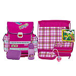 McNeill Ergo Light 912 Fashion-Line Caro Gekko pink Schulranzenset