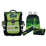 McNeill Ergo Light Pure Greentrac 4tlg Schulranzen Set