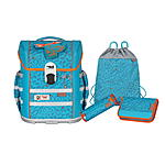 McNeill Ergo Mac Orange Schulranzen-Set
