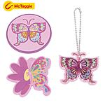 McNeill McTaggies Magneti-Set 3 tlg Butterfly