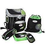 Sammies by Samsonite Premium Schulranzen Set Green Mamba