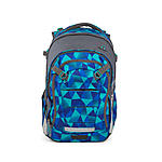 Satch Match Schulrucksack Mint Crush, Mint Polygon