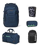 Satch Match Space Race Schulrucksack Set 5tlg
