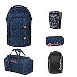 Satch Pack Funky Friday Schulrucksack Set 5tlg