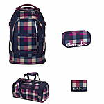 Satch Pack berry carry Schulrucksack 4 tlg. Set