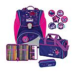Scout Alpha Stickys Cool Girl Schulranzenset 4 tlg.