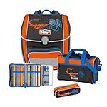 Scout Genius Fire Dragon 4 tlg. Schulranzen-Set