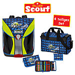 Scout Nano Power Tractor Set 4 tlg. Nr. 4