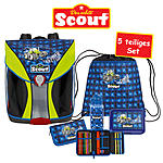 Scout Nano Power Tractor Set 5 tlg. Nr. 1