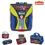 Scout Nano Schulranzen-Set World Cup