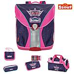 Scout Schulranzen-Set Nano Blue Princess