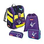 Step by Step 2in1 Pegasus Dream DIN 4 teiliges Schulrucksackset