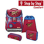 Step by Step Comfort Horse Family Schulranzen-Set 4-tlg.
