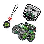 Step by Step Magic Mags Green Tractor 3 teilig