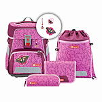 Step by Step Space Natural Butterfly Schulranzen-Set