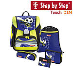 Step by Step Touch DIN Top Soccer Schulranzen-Set 5-tlg.