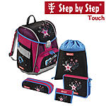 Step by Step Touch Popstar, 5 tlg Schulranzen Set
