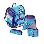 Step by Step Touch2 Happy Dolphins Schulranzen-Set 4 tlg