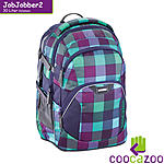 coocazoo JobJobber 2 Green Purple District