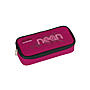 4YOU Pencil Case inkl Geodreieck Neon - Stifteetui