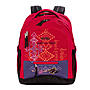 4YOU Rucksack Compact Ethno rot 397
