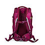 Satch Pack Schulrucksack Purple Leaves