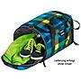 Coocazoo Sporttasche SporterPorter 20 Liter, Lime District