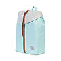 Herschel Post Mid-Volume Blue Tint Glacier Grey Tan