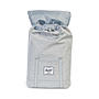 Herschel Retreat Light Grey Crosshatch