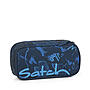 Satch Schlamperbox Blue Compass Stifteetui